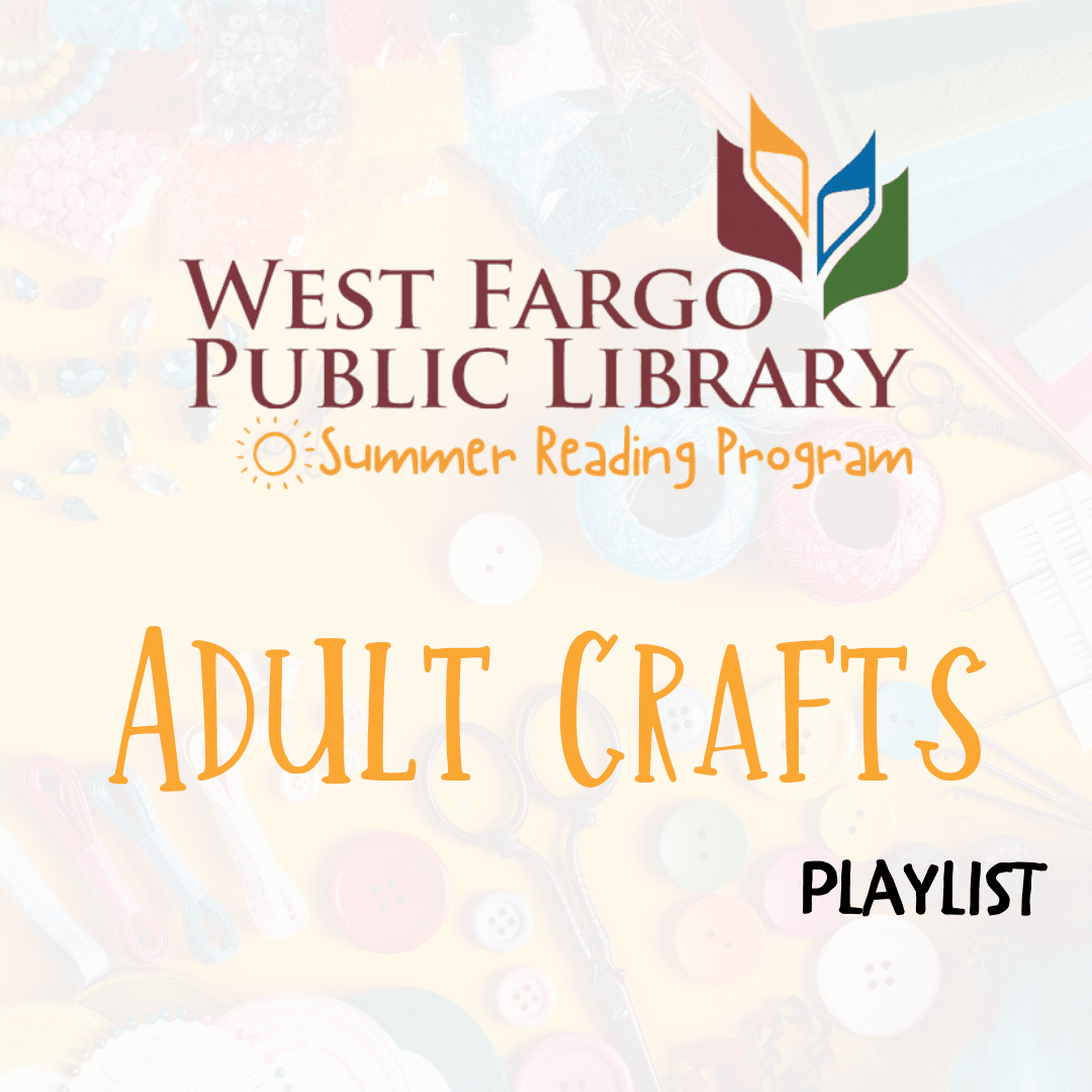 SRP Adult Crafts Video Playlist